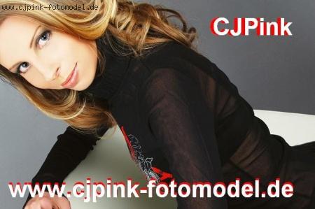 Cjpink Fotomodel Visitenkarten